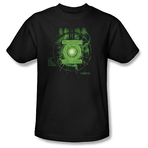 Green Lantern Movie Power Readings T-Shirt