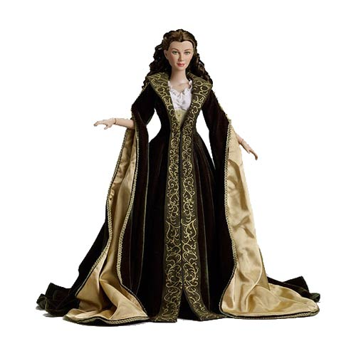 Gone with the Wind Scarlett O'Hara Dressing Gown Tonner Doll