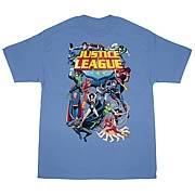 Justice League League a Plenty T-Shirt