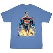 Superman #224 Comic Cover T-Shirt