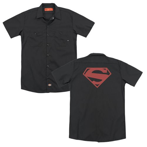 Superman_New_52_Red_Block_Logo_Work_Shirt