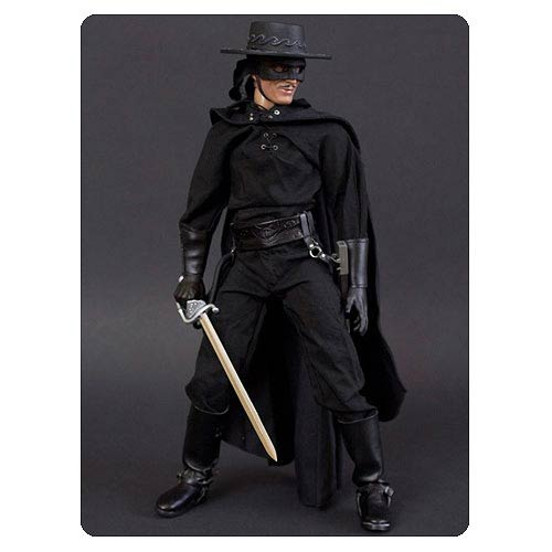 Zorro Deluxe 1:6 Scale Action Figure