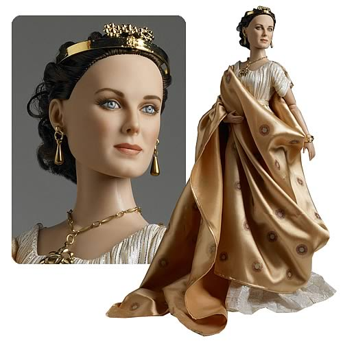 Clash of the Titans Andromeda Tonner Doll