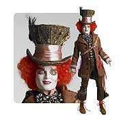 Alice in Wonderland Tarrant The Mad Hatter Tonner Doll