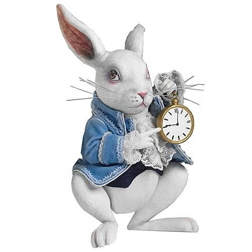 Alice in Wonderland The White Rabbit Tonner Doll