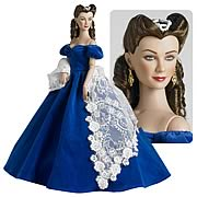 Gone with the Wind Scarlett O'Hara Portrait Tonner Doll