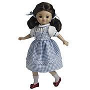 Wizard of Oz Dorothy Gale 8-Inch Tonner Doll