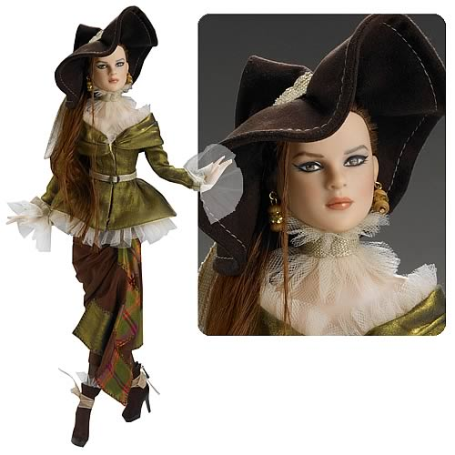 Wizard of Oz Beauty and Brains Tonner Doll
