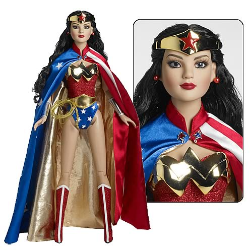 DC Stars Collection Wonder Woman Tonner Doll