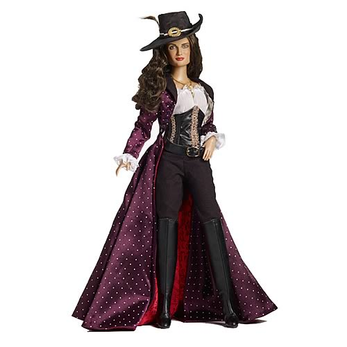 Pirates of the Caribbean Angelica Teach Tonner Doll