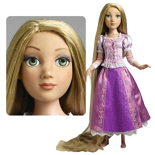 Disney Showcase Collection Tangled Rapunzel Tonner Doll
