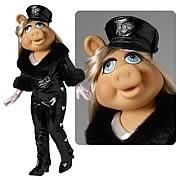 Muppets Miss Piggy Hog Wild Tonner Doll