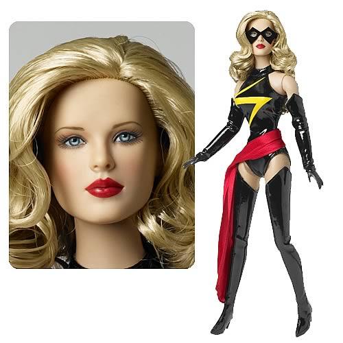 Ms. Marvel Tonner Doll