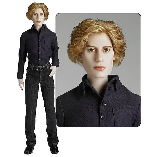Twilight Jasper Hale Tonner Doll