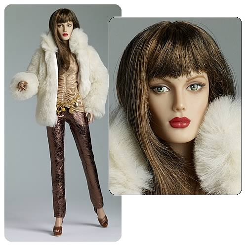 Definitely Downtown Tonner Doll
