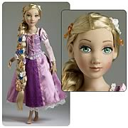 Disney Tangled Rapunzel Tonner Doll