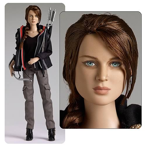 Hunger Games Katniss Everdeen Tonner Doll