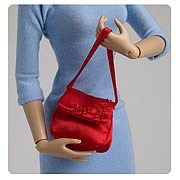 Tonner Nu Mood Red Bag Doll Accessory