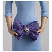 Tonner Nu Mood Purple Bag Doll Accessory