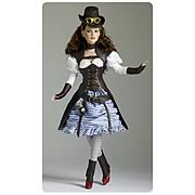 Wizard of Oz Dorothy Tornado Traveler Tonner Doll
