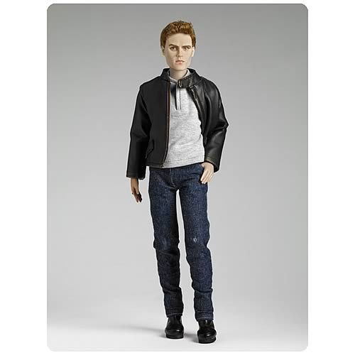 The Vampire Diaries Stefan Salvatore Red Jacket Tonner Doll