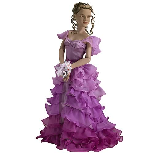 harry potter hermione granger at the yule ball doll