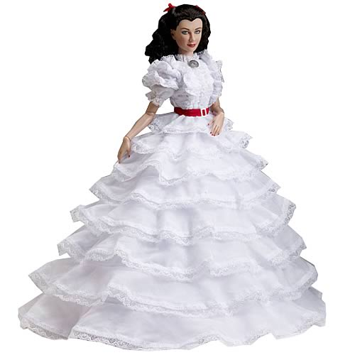 Gone with the Wind Scarlett Waiting for Pa Tonner Doll
