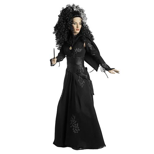 harry potter bellatrix lestrange tonner doll tonner