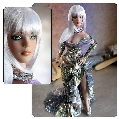Dazzling Tyler Wentworth Tonner Doll