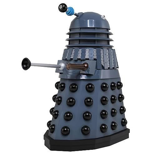 Doctor Who Genesis of the Daleks Dalek Statue