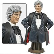 Doctor Who Masterpiece Collection Third Doctor Premium Bust