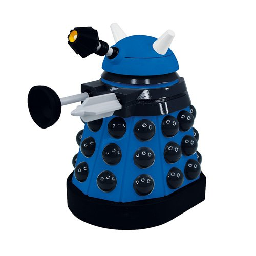 Doctor Who Titans Strategist Paradigm Dalek Vinyl Figure