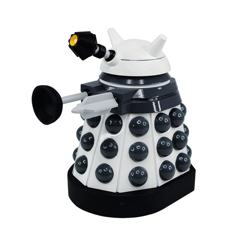 Doctor Who Titans Supreme Paradigm Dalek Vinyl Figure