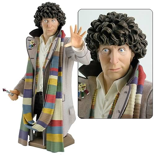 Doctor Who Masterpiece Collection Fourth Doctor Bust