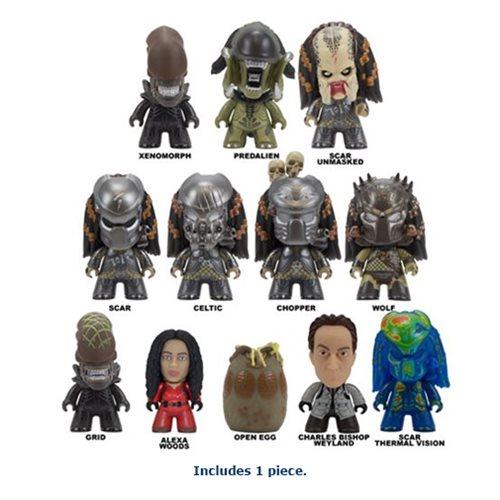 Alien vs. Predator Whoever Wins Collection Mini-Figure