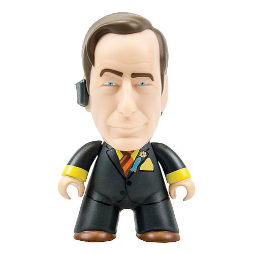 Breaking Bad Titans Saul Goodman 4 1/2-Inch Mini-Figure