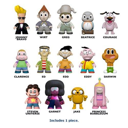 Titan Cartoon Network Series 2 Blind Box Mini Vinyl Figure NEW Toys Collectibles