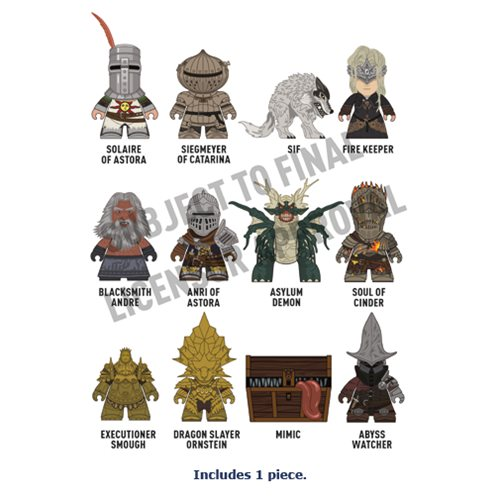 Dark Souls Titans Collection - 1 Random