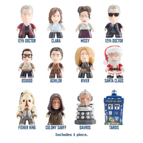 Doctor Who 12th Doctor Heaven Sent and Hell Bent Mini-Figure