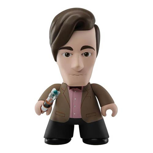 Doctor Who Titans 11th Doctor 6 1/2-Inch Vinyl Figure