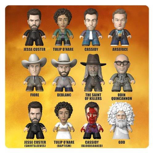 Preacher Collection Titans Mini-Figure Display Case