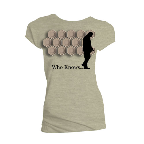 Doctor Who Who Knows Ladies T-Shirt