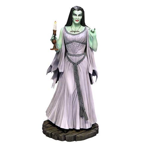 The Munsters Lily Munster Maquette Statue