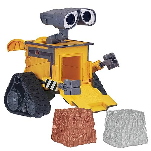 WALL-E Cube and Stack Deluxe Action Figure