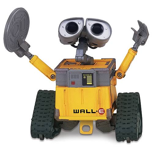 WALL-E Dance and Tap Deluxe Action Figure