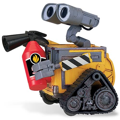 WALL-E Space Adventure Deluxe Action Figure