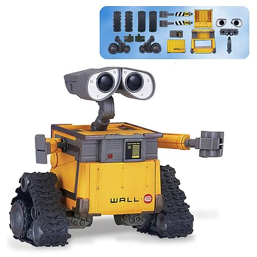 WALL-E U Repair Deluxe Action Figure
