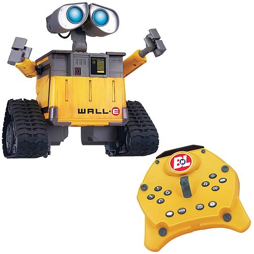 WALL-E U-Command Remote Control Robot