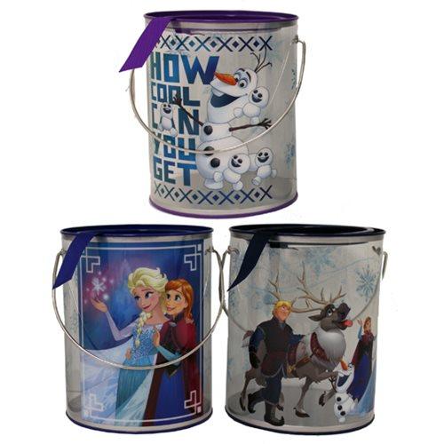 Disney Frozen Clear Bucket Set