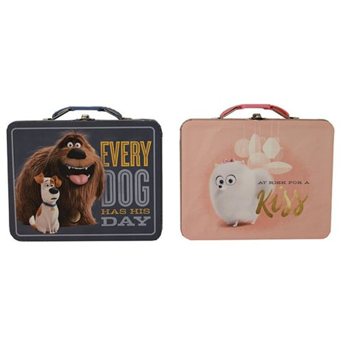 The Secret Life of Pets Tin Lunch Box Set